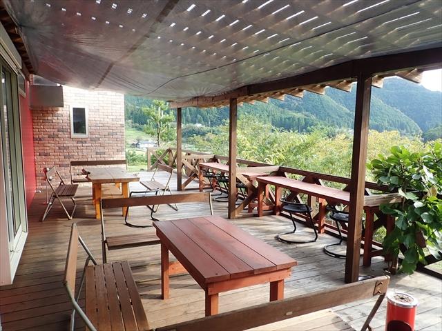田辺市 パラダイスカフェ