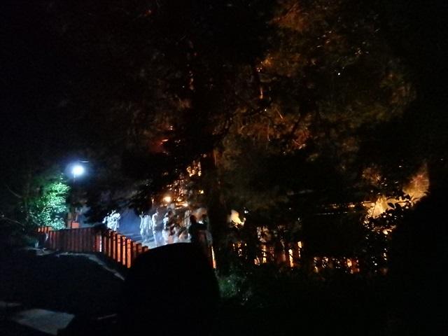 神倉神社 お燈まつり