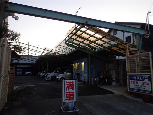 紀伊田辺駅 駐車場