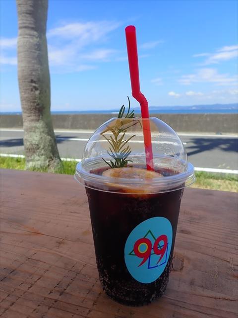 99珈琲 白浜