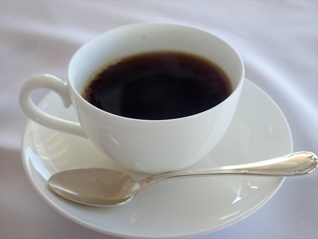 ホテルリマーニ コーヒー