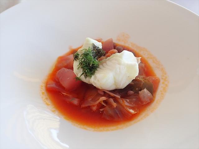 ホテルリマーニ ギリシャ料理