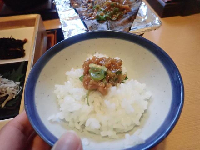 宝生閣 朝食