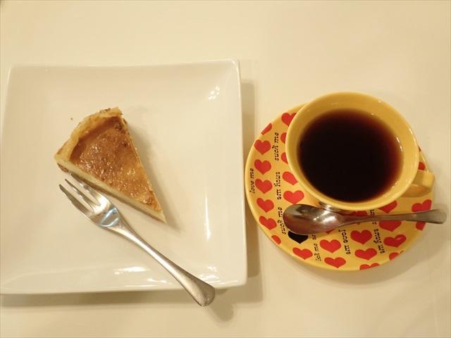 レモネードカフェ チーズケーキ