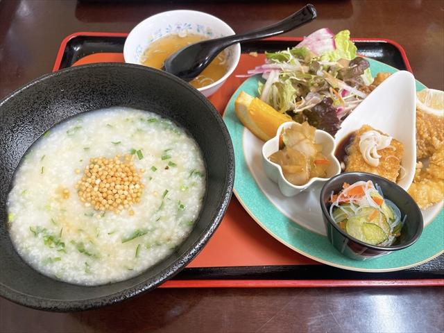 熊野古道 中辺路 中華料理
