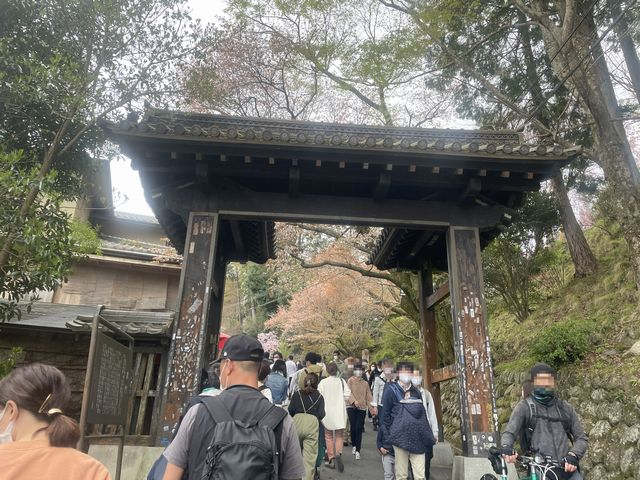 吉野山 黒門