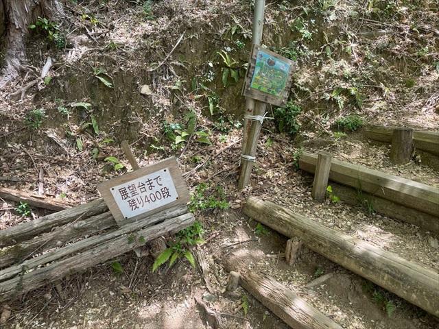 みやまの里森林公園 日本一長い藤棚ロードへ